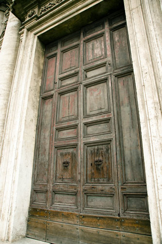 Paris Door II