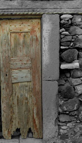 Stone and Wood, Naxos Greece